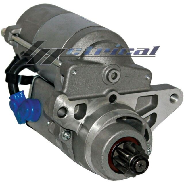 100% NEW STARTER FOR ACURA TL 3.2L C32A6 ONE YEAR WARRANTY