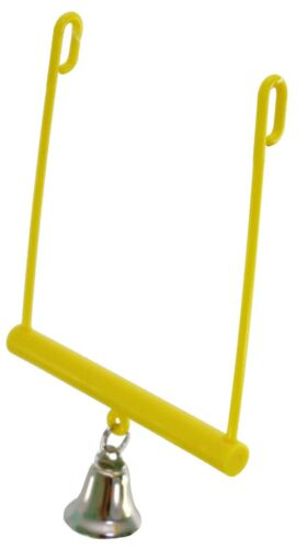 6514 Bonka Bird toys Hook Swing cockatiel parakeet toy canary cages budgie perch