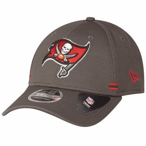 HOME Tampa Bay Buccaneers New Era 9FORTY Stretch Snap Cap