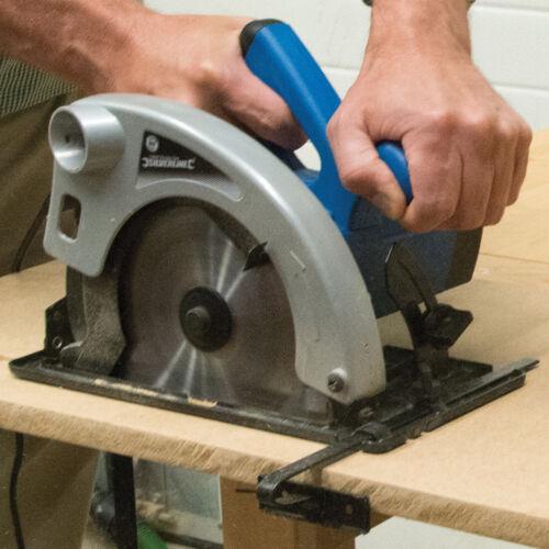Silverline DIY 1200w Circular Saw 185mm 240v