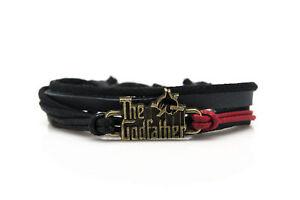 Chucky Fashion Style Jewelry Cute Leather Charm Bracelet Bangle DIM252