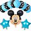 DISNEY-Mickey-Mouse-Compleanno-Palloncini-Stagnola-Lattice-Party-Decorazioni-di-genere-rivelare miniatura 9