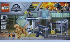 Brand-New LEGO 75927 JURASSIC WORLD STYGIMOLOCH BREAKOUT 222 PCS