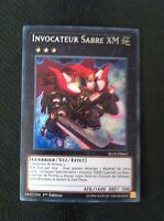 Yugioh Invocateur Sabre Xm Bllr-fr063 -vf/secret Rare-