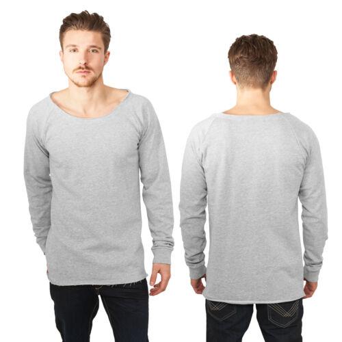 Classics Urban Lungo Profondo Oversize Pullover Collo O Maglietta Sweater pqwqrd6gx