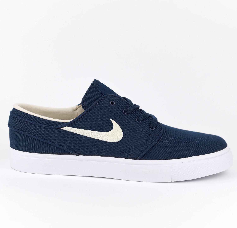 305d61f0576b8 Nike Zoom Stefan Janoski CNVS Canvas SB Men Skate Shoes New Obsidian  615957-405