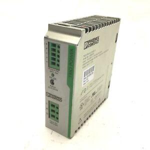 Phoenix-Contact-TRIO-PS-1AC-24DC-5-Power-Supply-Rev-03-Output-24VDC-5A