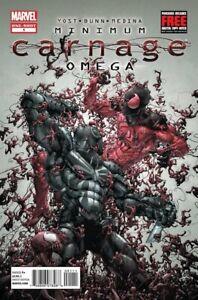 Minimum-Carnage-Omega-2012-One-Shot-1-Near-Mint-NM-Marvel-Comics-MODERN