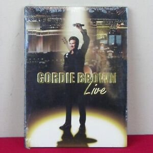 Gordie-Brown-Live-Las-Vegas-Comedy-Impressions-Show-2008-DVD-Sealed