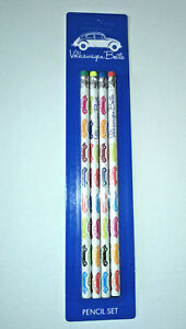 VW Volkswagen Pencil Eraser