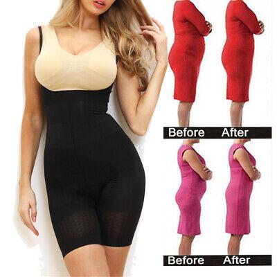 Women Open Bust Slim and Shape Control BlackBeige Top T-shirt Shapewear S M L