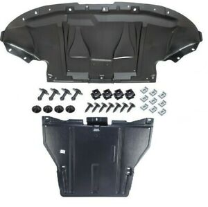 PLAQUE-COUVERCLE-CACHE-PROTECTION-SOUS-MOTEUR-VW-Passat-B5-97-05