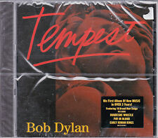 CD 10T BOB DYLAN TEMPEST DE 2012 NEUF SCELLE  0887254576020