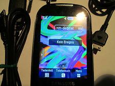Samsung GT S 3650 Simfrei Daten + Lader super o.k gebr. Art.241 X