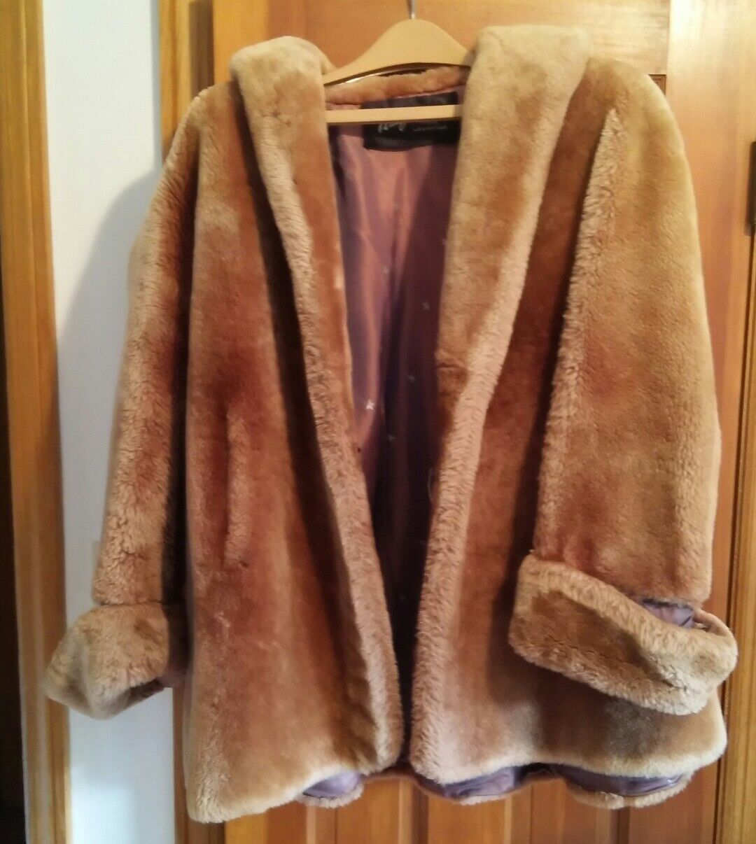 015 Vintage Kaufman's of Louisville Laskin Fur Coat Women's