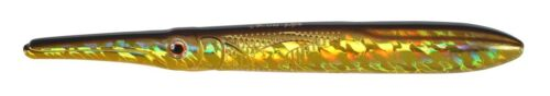 Artificiale spinning hard bait Herakles CRUN-ABS Topwater 37gr 190mm needle