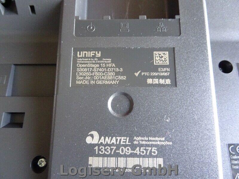 Bild 6 - Swyx Express X75 II Telefonanlage Telefon OpenStage 15HFA Kabelgebunden