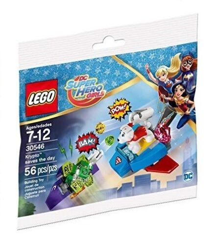 Lego® Super Heroes™ 30546 Krypto™ saves the day Polybag brandneu OVP