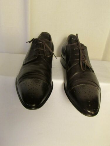 Doucal's Brown Doucal's 43 Leather 43 Shoes Brown Leather Shoes wIZ6qa