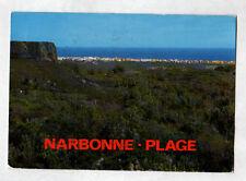 NARBONNE PLAGE (11) RESIDENCES vues de LA CLAPE en 1983