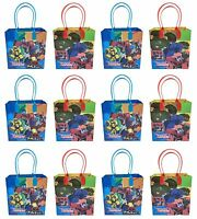 (36ct) Transformers Birthday Bags Gift Bags Goody Bags Loot Bags Goodie Bags