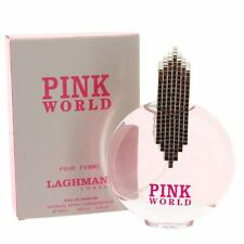Pink World Ladies Perfumes 100ml Very Fragrance Womens Perfume For
