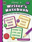 Using a Writer's Notebook, Grades 5-6 by Jane Webster (Paperback / softback, 2010)