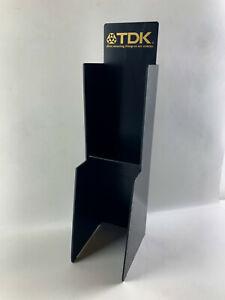 TDK-Audio-Video-Cassette-COUNTER-DISPLAY-rare-AUstralian-VHS-Video-Shop-promo