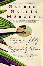 Memories of My Melancholy Whores, Garcia Marquez, Gabriel, Good Book