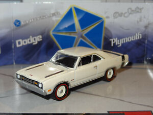 1969-Dodge-Dart-Gt-Sport-Mopar-1-64-Skala-Modelle-Kopie-Diorama-Sammlerstueck-C