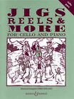 Jigs, Reels and More for Cello: Cello Part by Edward Huws Jones (Paperback, 2000)