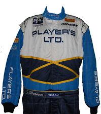 JACQUES VILLENEUVE RARE 1996 INDY 500 PLAYER'S CREW SUIT NOT F1