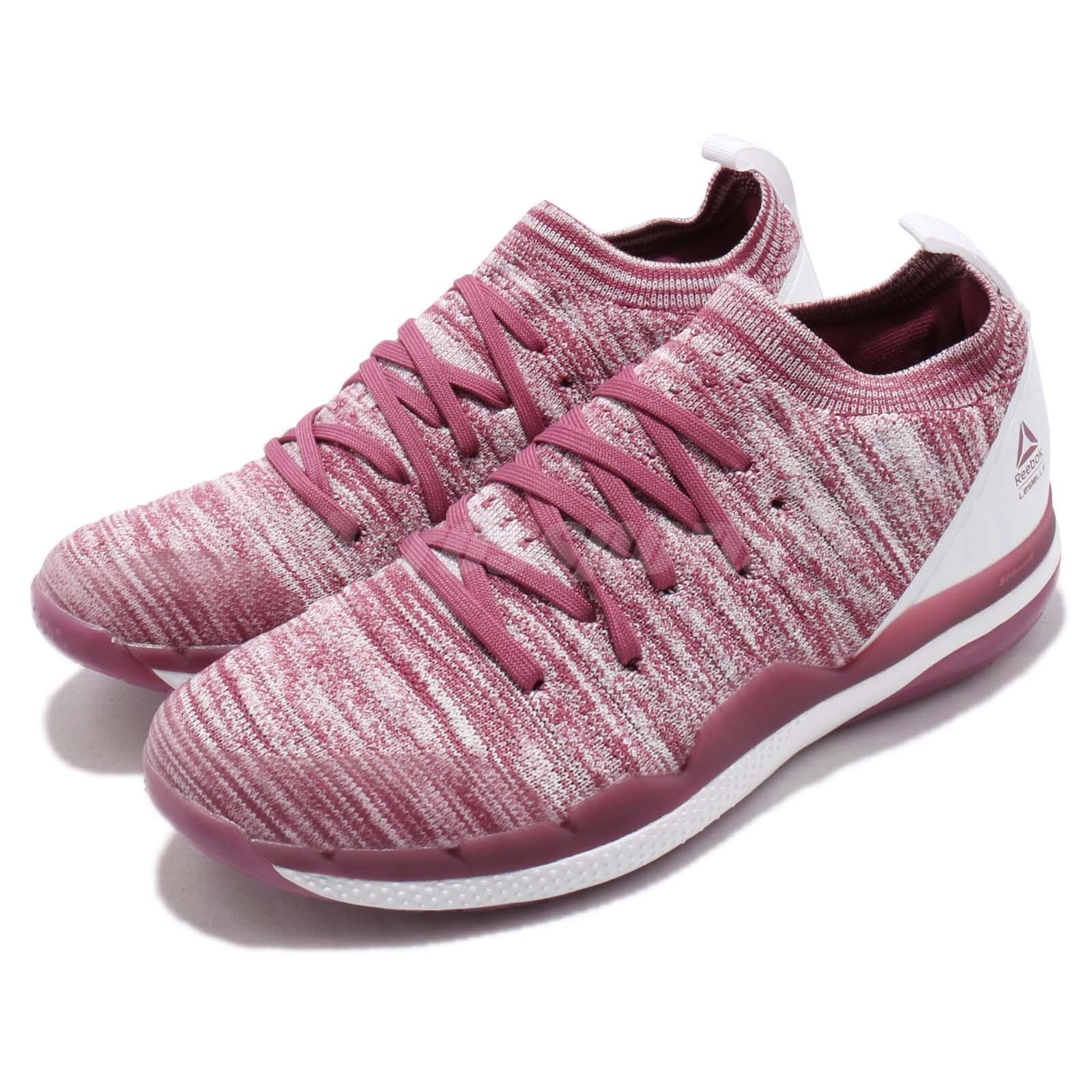 Reebok ULTRA circuito TR ultk LM Trenzado Berry Mujer Zapatos de entrenamiento cruzado CN6343