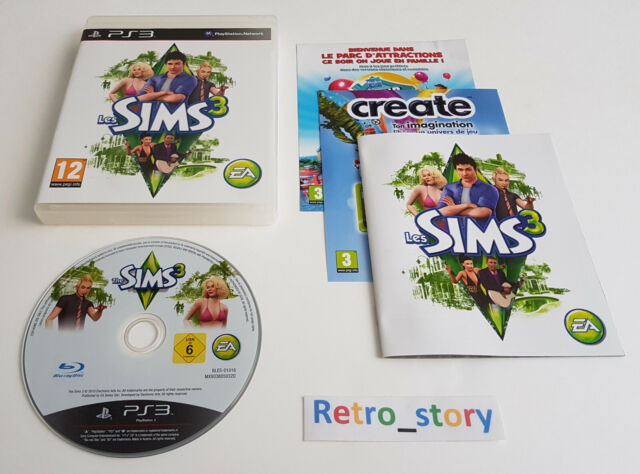 Sony Playstation PS3 - Les Sims 3 - PAL