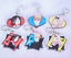 Kaguya-sama Love Is War Anime Figure Acrylic Keyring//Keychain