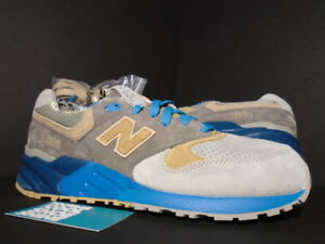 official photos 8cb25 ddd43 Details about New Balance ML999COP ML999 999 CONCEPTS CNCPTS SEAL CHARCOAL  GREY BEIGE BLUE 11