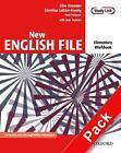English File. New Edition. Elementary. Workbook with Answers and CD -ROM von Clive Oxenden und Christina Latham-Koenig (2004, Geheftet)
