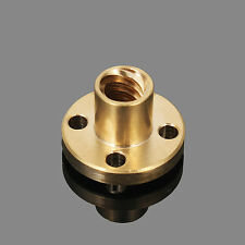 8mm T Type Lead Screw Nut Brass Nut For CNC Parts