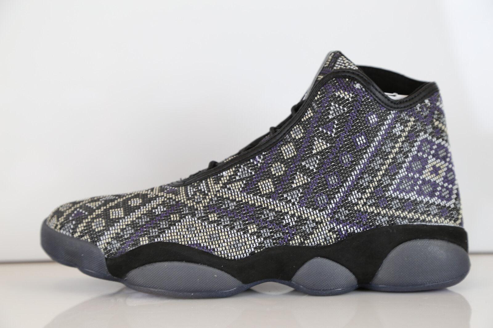 Nike Air Jordan Horizon Premium Black History Month BHM 822333-022 8-14 11 psny