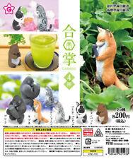 Yell Gassho Part 2 Gashapon Elephant Panda Selle Cat Rabbit Frog Set of 5pcs