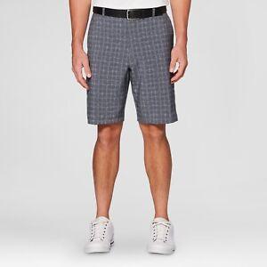 Jack-Nicklaus-Mens-Golf-Shorts-Gray-Moisture-Wicking-All-Around-Stretch-Sz-38