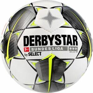 Derbystar Fußball Bundesliga Brillant TT HS IMS Top Trainingsball