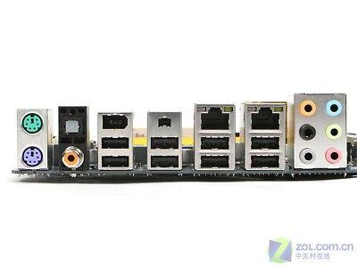 I//O Shield BACKPLATE For GIGABYTE GA-970A-DS3 /& GA-970A-DS3P /& GA-P55-S3 IO
