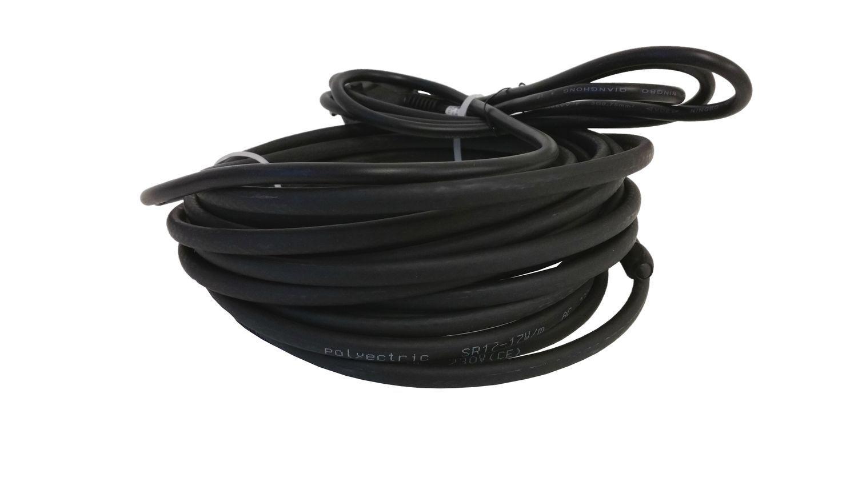 6m Chauffage de Tuyaux Prougeection contre le Gel Cable Autorégulant 17w M