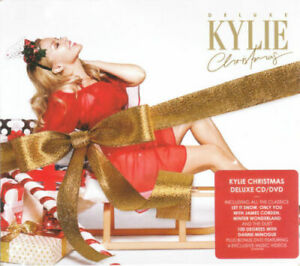 Kylie-Minogue-Christmas-Album-2015-Deluxe-CD-and-DVD-NEW-Gift-IDEA-OFFICIAL