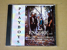 CD Playboys - Encore... - Hit Records 1990 - French Garage from Nice