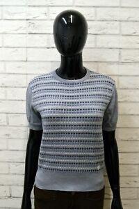 Maglione-CONTE-OF-FLORENCE-Cardigan-Donna-Taglia-S-Pullover-Sweater-Lana-Woman