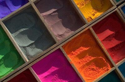 Seifenfarbe indigoblau / blau, 10 g für beste Farbergebnisse  (EUR 24,00/100 g)