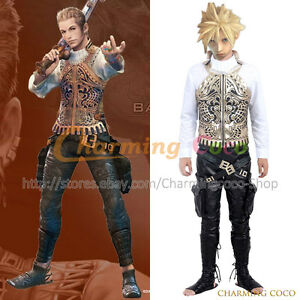 image is loading final fantasy xii cosplay balthier balflear costume halloween