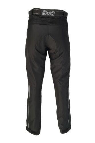 Donna Pantalone Viaggi//PANTALONI MOTO SPEED NERO Donne Abbigliamento Moto